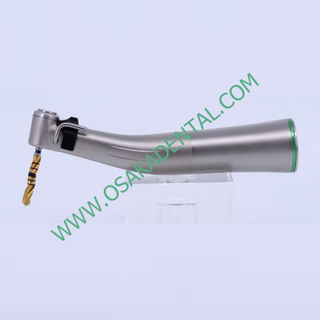 OSAKA Dental Othopedic Equipment Contra Angle 20: 1 Vitesse de réduction Implant dentaire Handpiece
